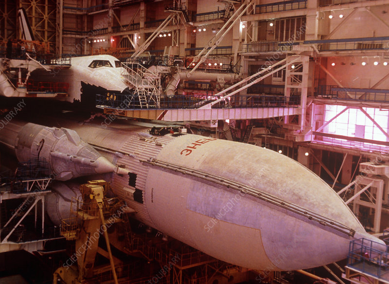 Integration of Buran and Energia