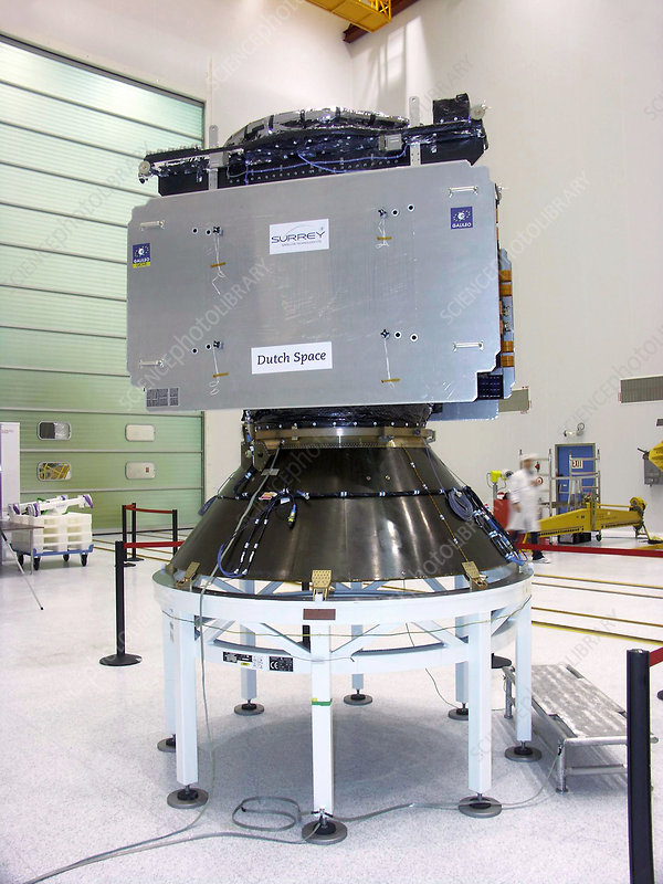 Galileo navigation satellite