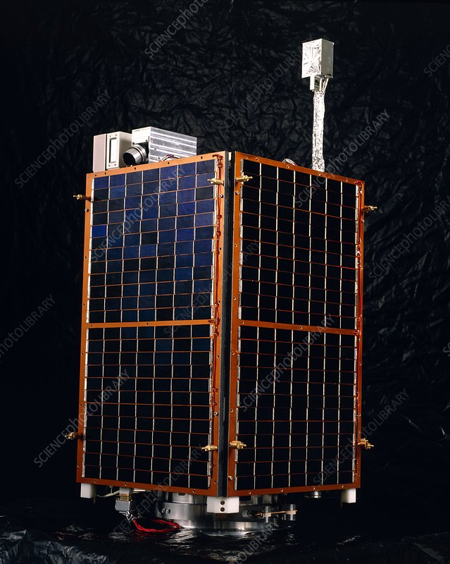 Kitsat-A lightweight communications satellite