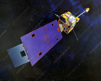 GOES-12 environmental satellite