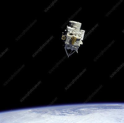 CRISTA-SPAS-2 satellite