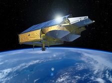 Cryosat satellite