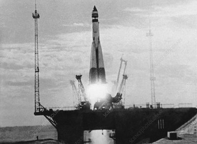 Sputnik 1 launch
