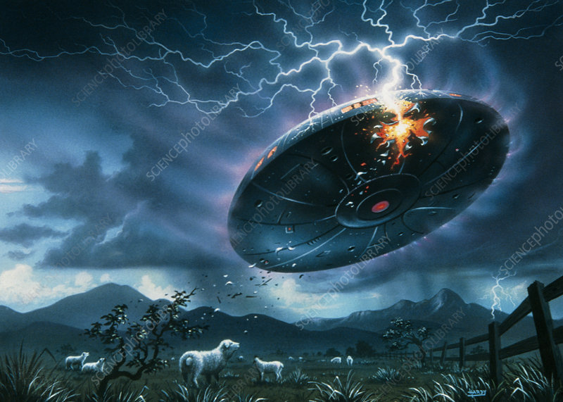 UFO: The Roswell Incident (artwork)
