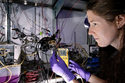 Microbial fuel cell research