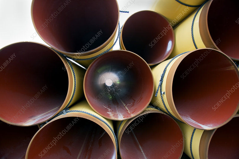 Steel pipes for liquefied natural gas