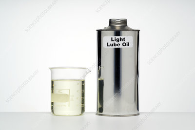 Light lubricating oil