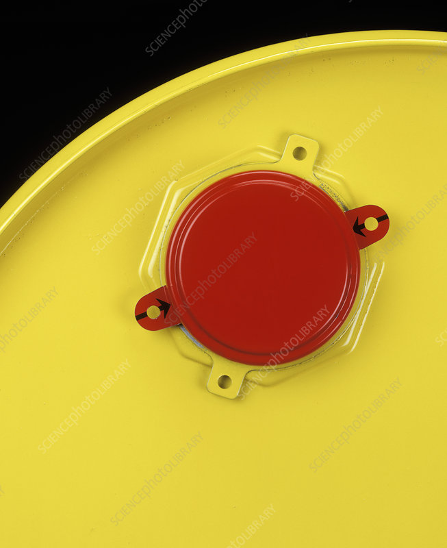 Oil drum cap
