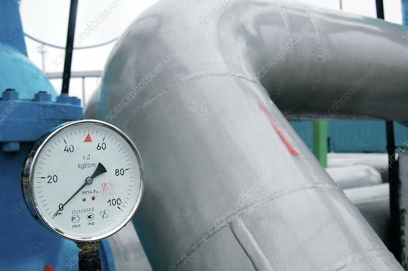 Oil pipe flow rate meter