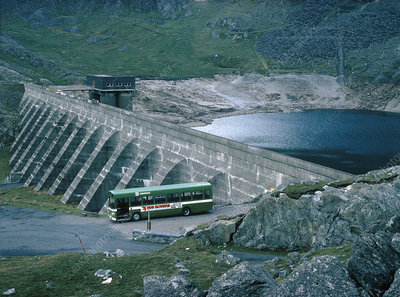Ffestiniog hydroelectric power station