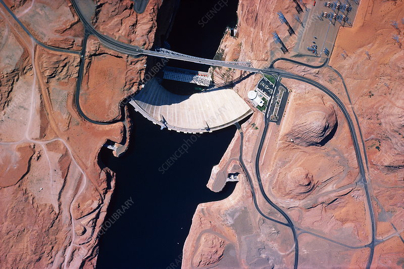 Glen Canyon Dam, USA