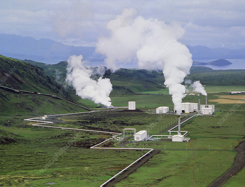 Nesjavellir power station
