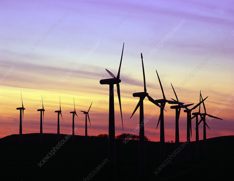 Royd Moor wind farm, UK