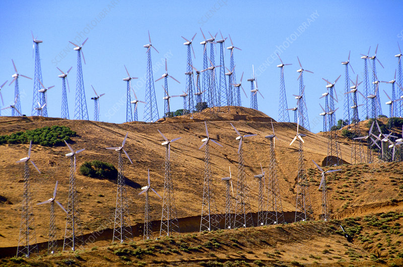 Tehachapi Wind Resource Area