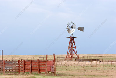 'Windmill, New Mexico'