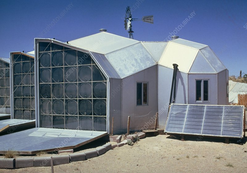 Solar home at Corrales