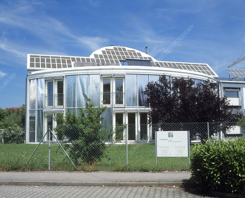 Self-Sufficient Solar House