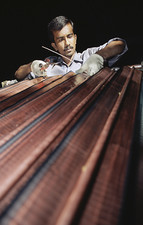 Solar heater manufacture