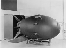 FAT MAN, the plutonium bomb