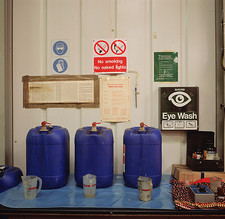 Chemical safety signs