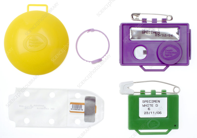 Personal radiation dose meters
