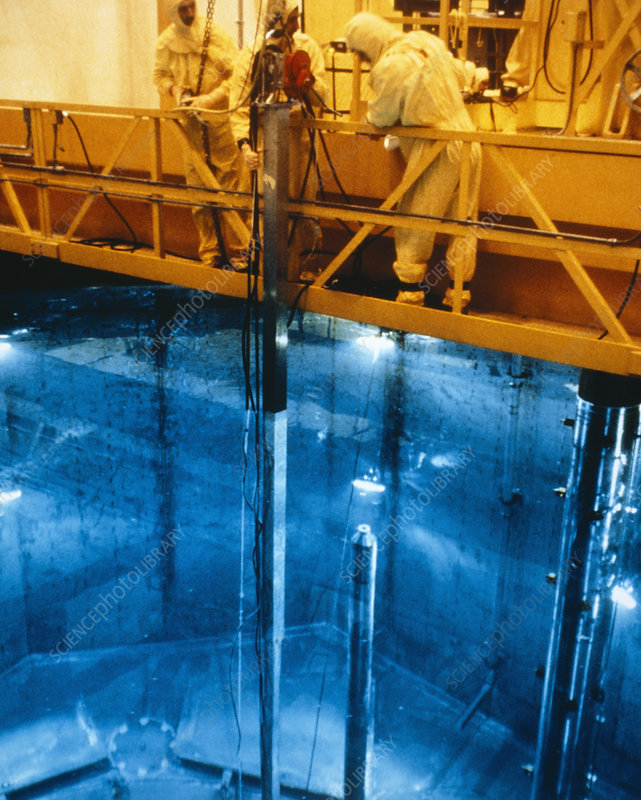 Refuelling of nucear reactor