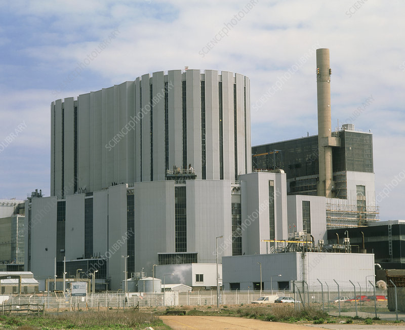 Dungeness B nuclear power station, England