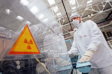 Nuclear fuel assembly, Russia
