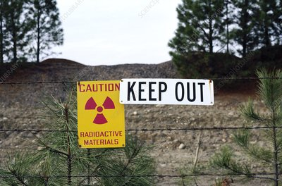Radioactive Pollution Images