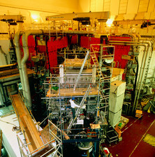 JET nuclear fusion experiment, Culham, Oxford