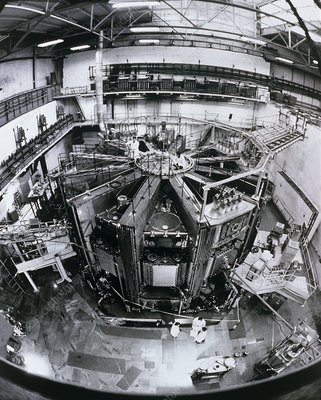 Tokamak-15 fusion research reactor, Kurchatov Inst