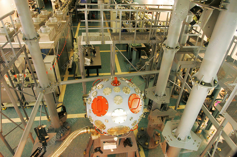 Nuclear fusion laser research, Russia
