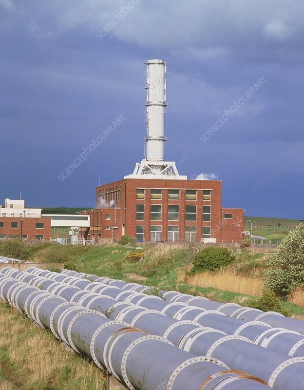 Combined cycle gas-fired power station, Cumbria