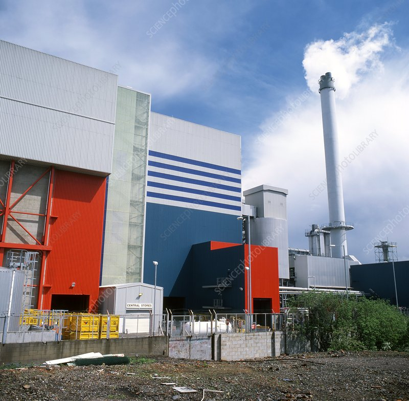 Tyseley Energy from Waste Plant, UK