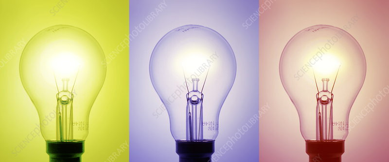 Electric lightbulbs