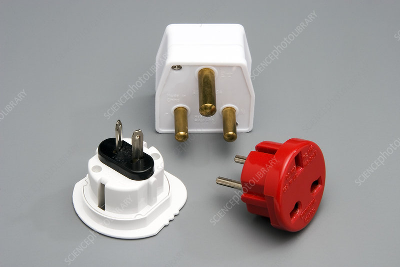 International plug adapters