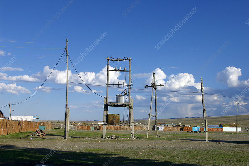 Rural power supply