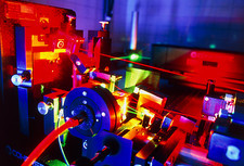 Lasers used for Large Plasma Device measurements