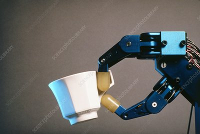 Salisbury Hand, an advanced gripper robot