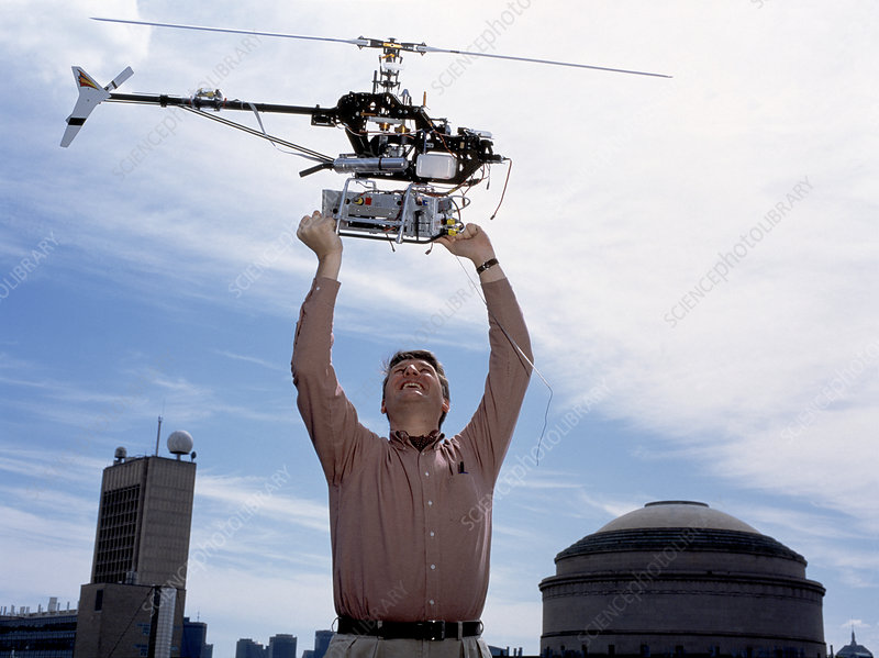 Robotic helicopter