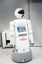 Domestic service robot, Japan