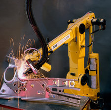Arc welding using the metatorch