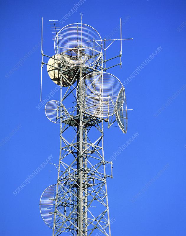 Radio transmitter, Australia