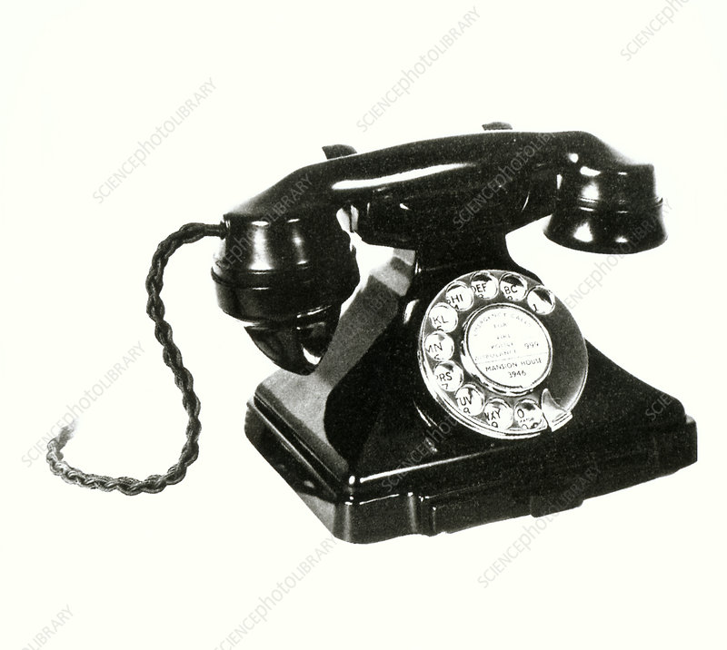 Early telephone