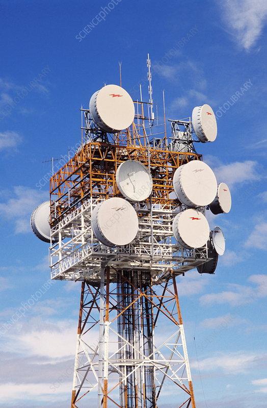 Microwave antennae
