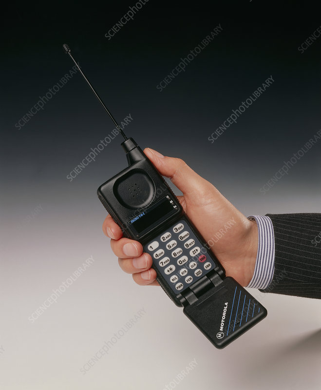 Early mobile phone