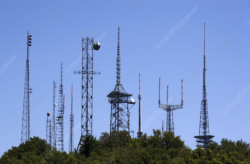 Broadcasting Towers