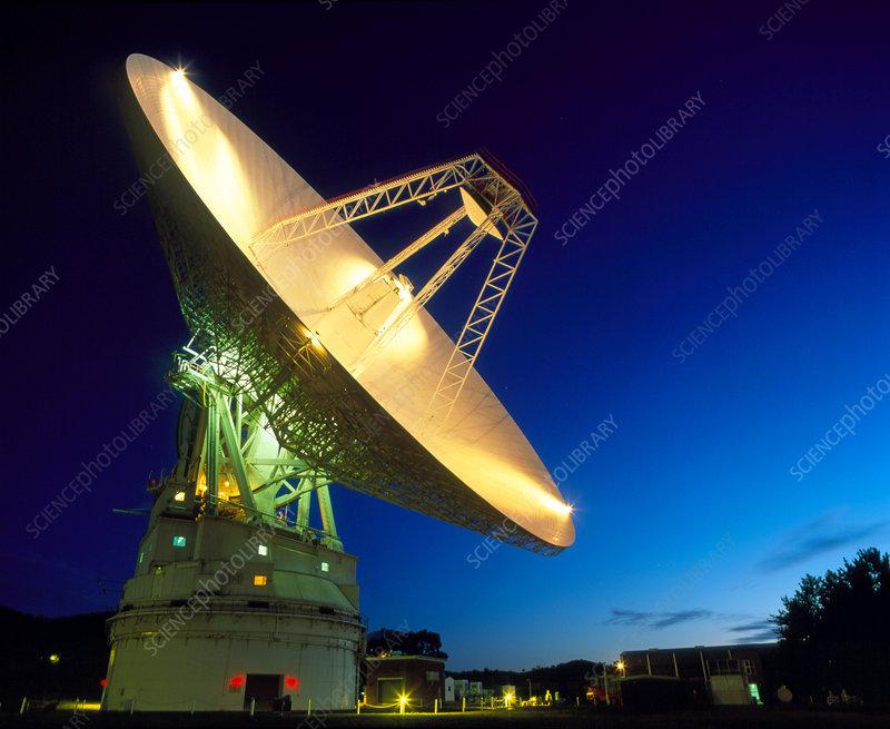 NASA deep space tracking station, Australia