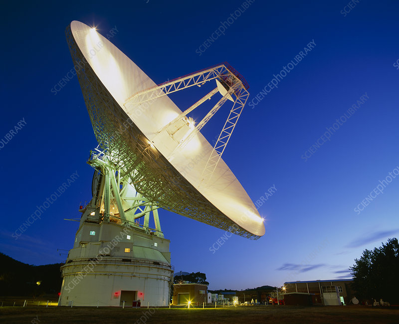 NASA deep space tracking station, Australia