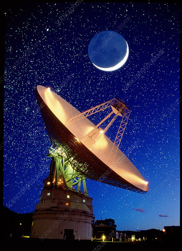 NASA deep space tracking station, Austral